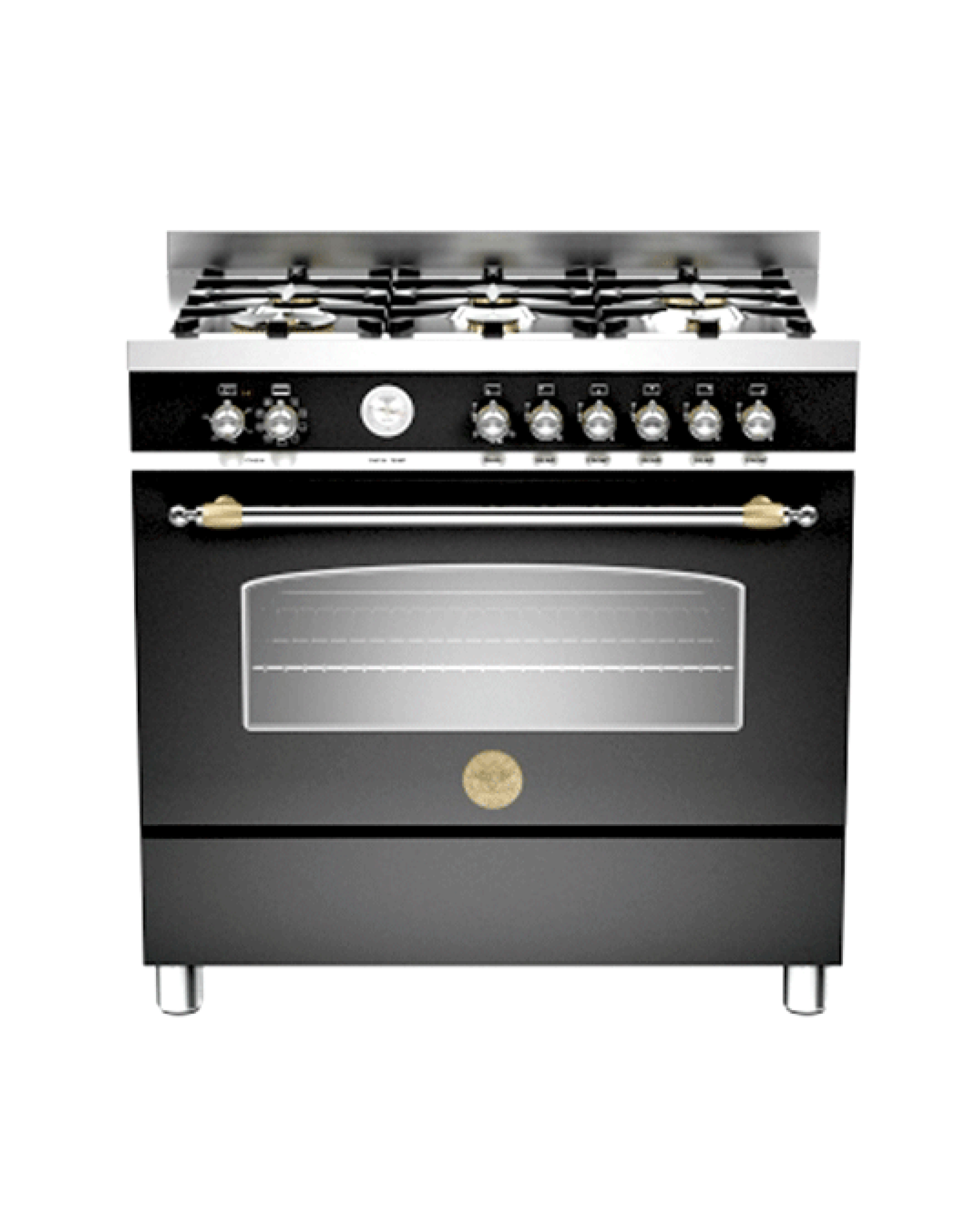 Free-Standing Cooker